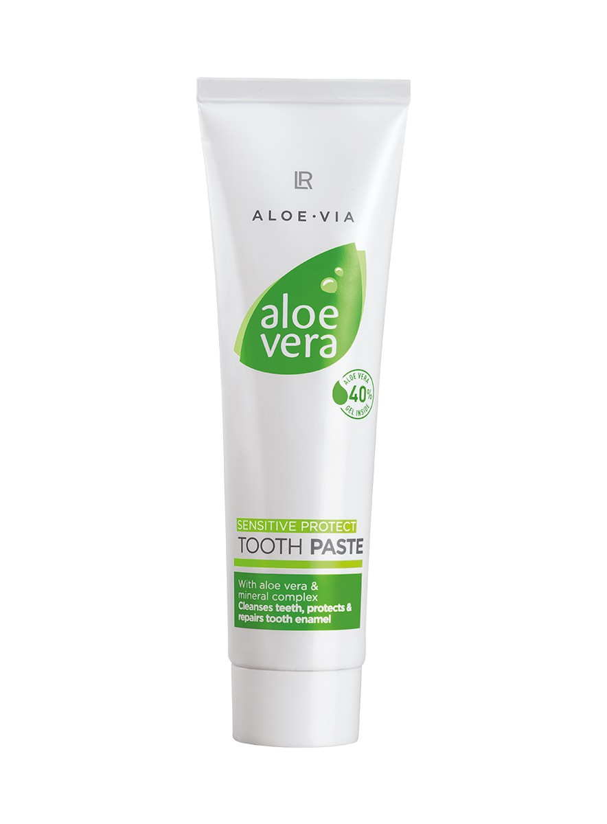 Aloe Vera Tandkräm Tooth Gel Sensitive