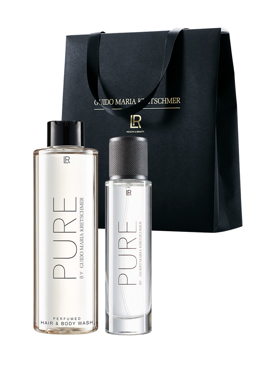 PURE by Guido Maria Kretschmer for Men – doftset