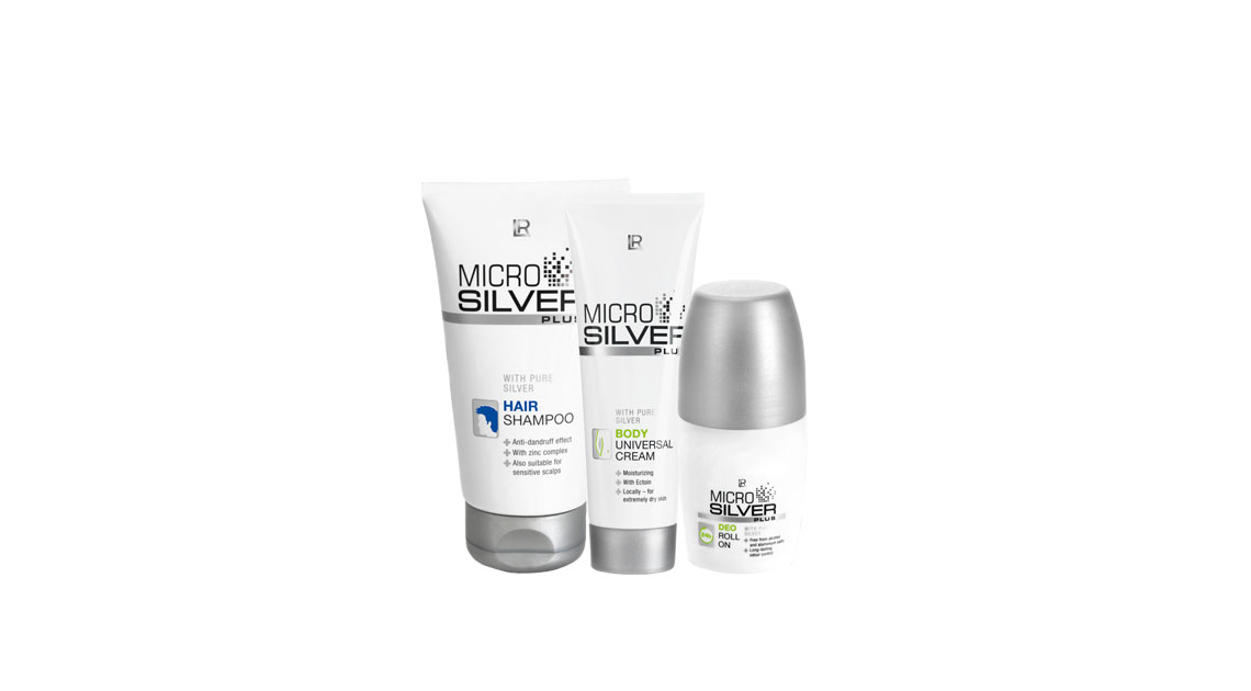 MICROSILVER PLUS Basic-Set