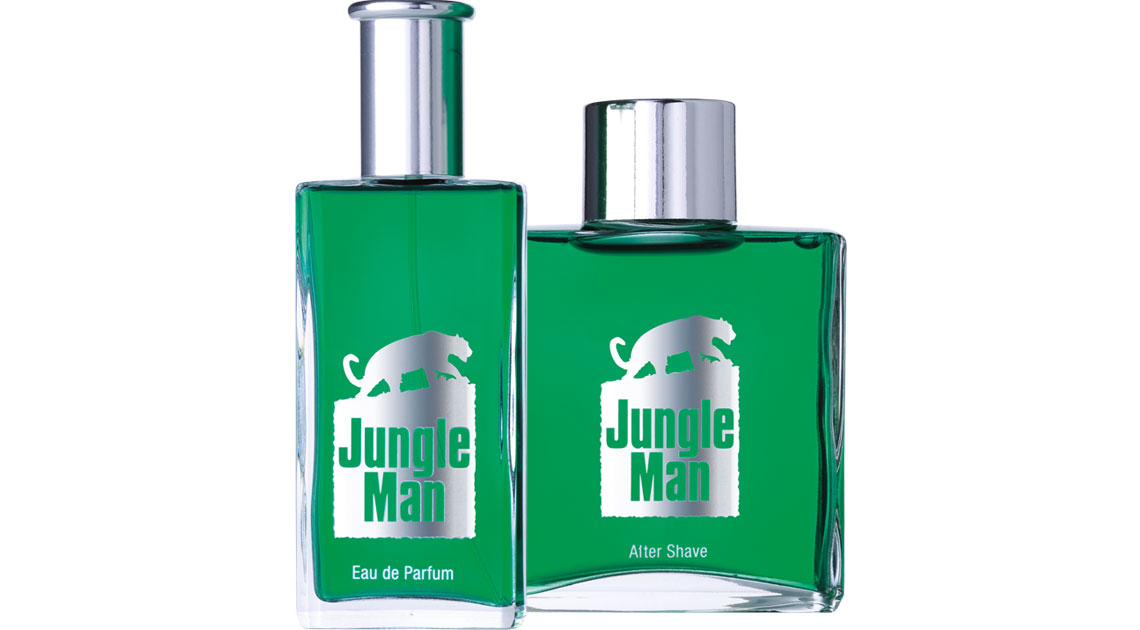 Jungle Man Doft-Set 2