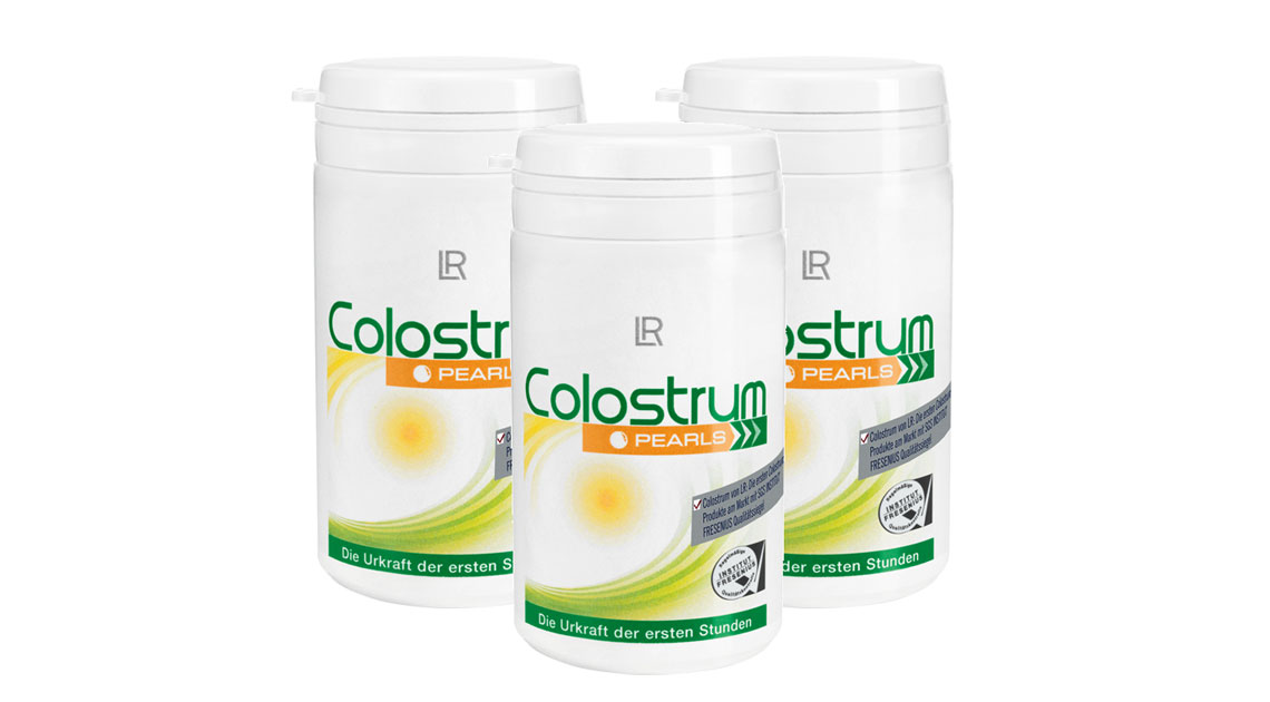 Colostrum Pearls 3-pack