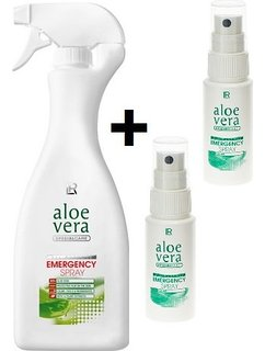 Aloe Vera Emergency Spray Akutspray 400ml