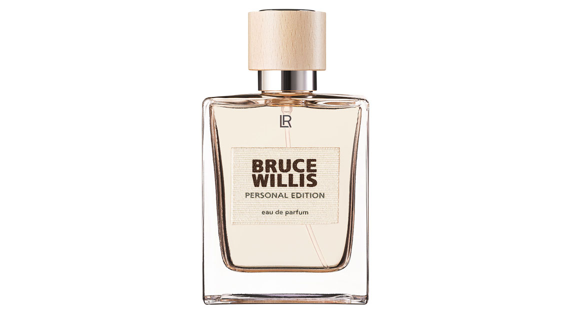 Eau de Parfum Bruce Willis Limited Summer Edition