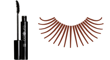 Volume Curl Mascara Dark