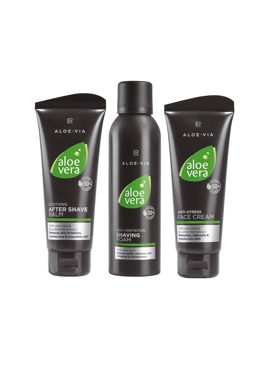 Aloe Vera Men Care Set I