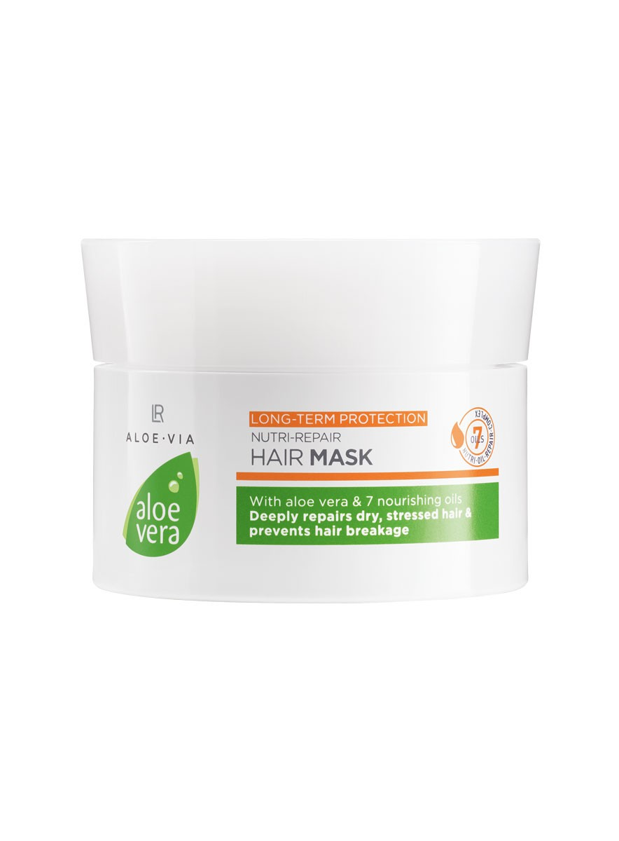 Aloe Vera Nutri-Repair Hair Mask - hårinpackning