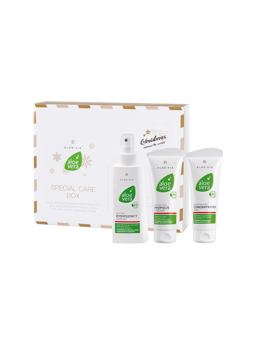 Aloe Vera Special Care Box X-mas Edition