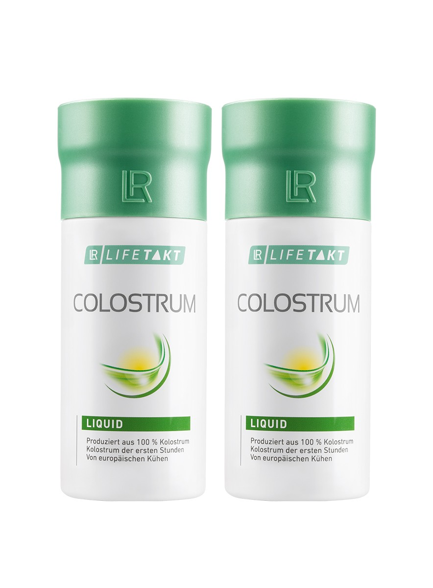 Immunförsvar - Colostrum Liquid, 2-pack