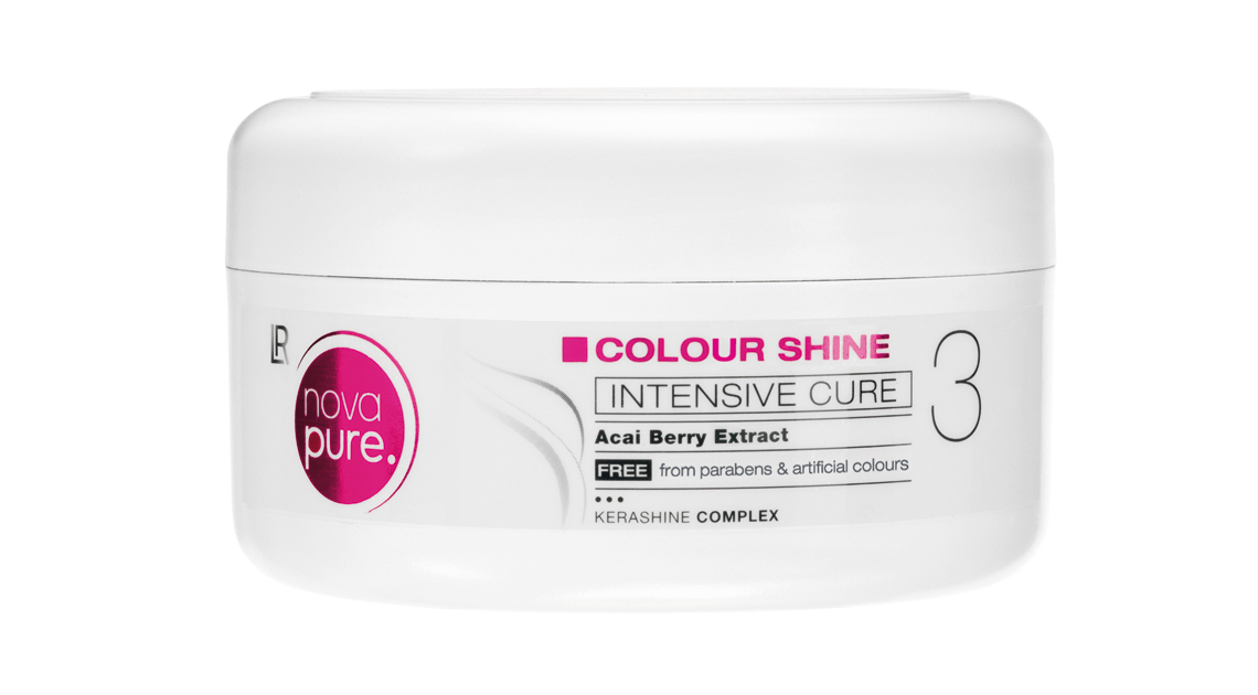 Nova Pure Colour Shine Intensive Cure
