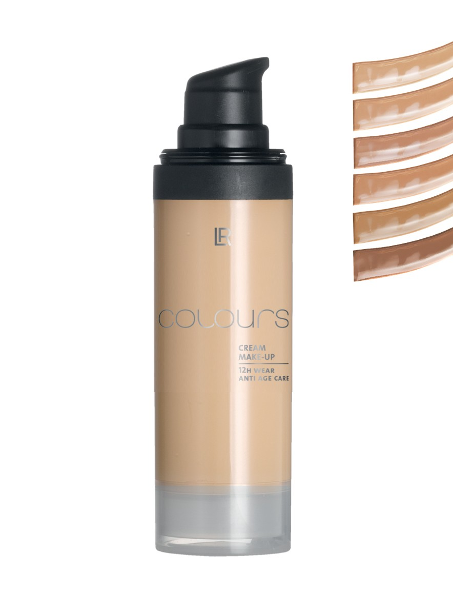 Colours Cream Make up Foundation - Dark Sand