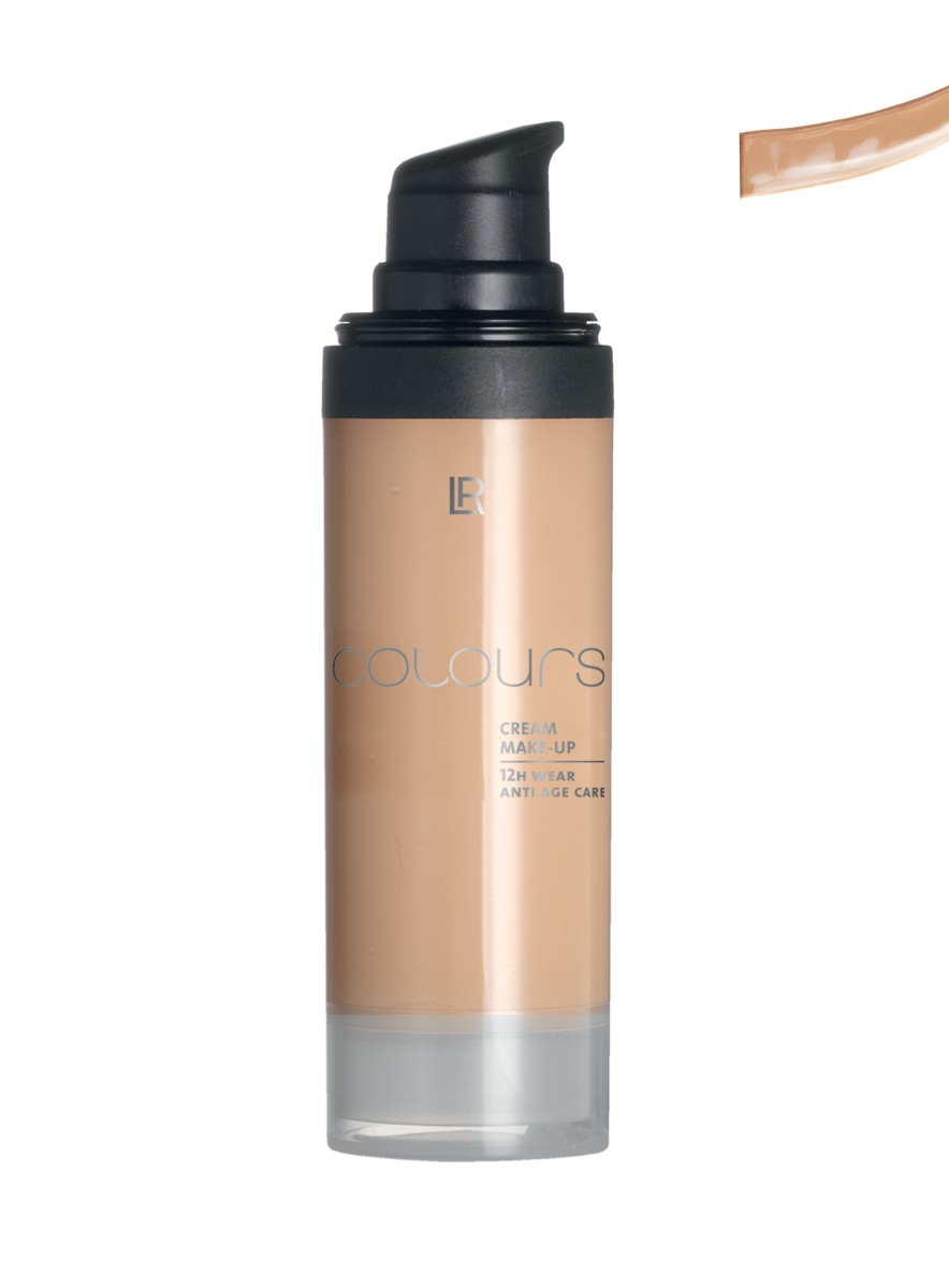 Colours Cream Make up Foundation - Medium Sand