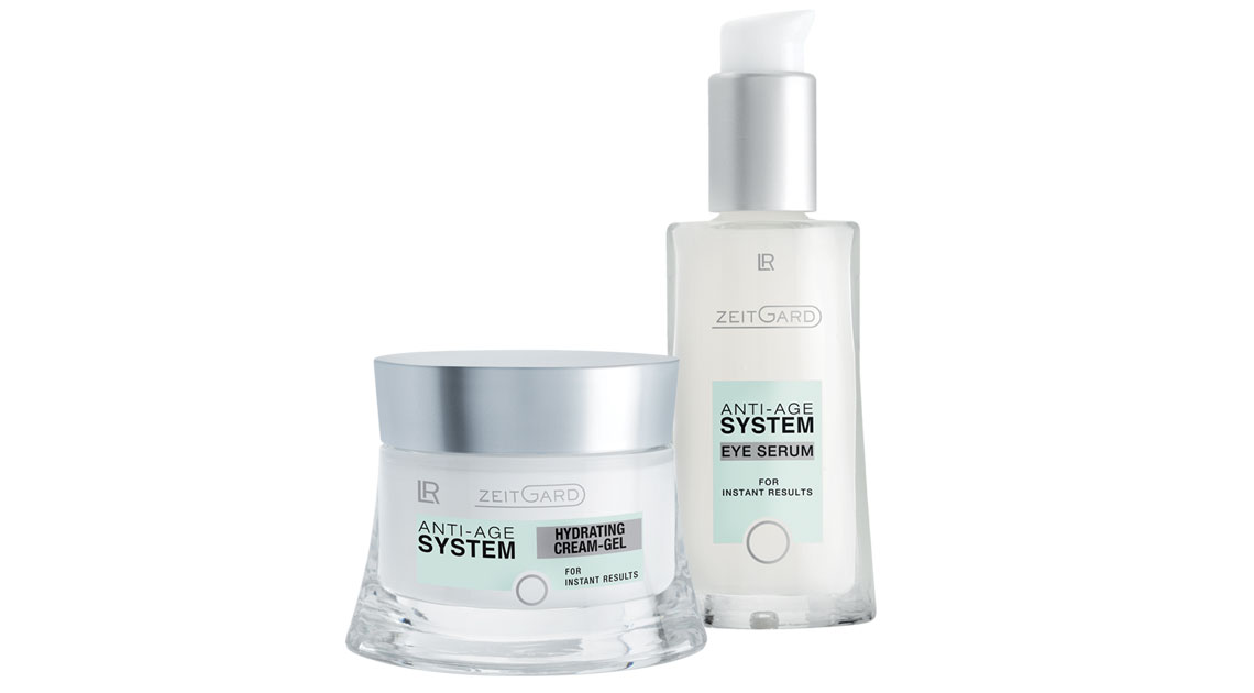 Zeitgard Anti-Age System Hydrating Set
