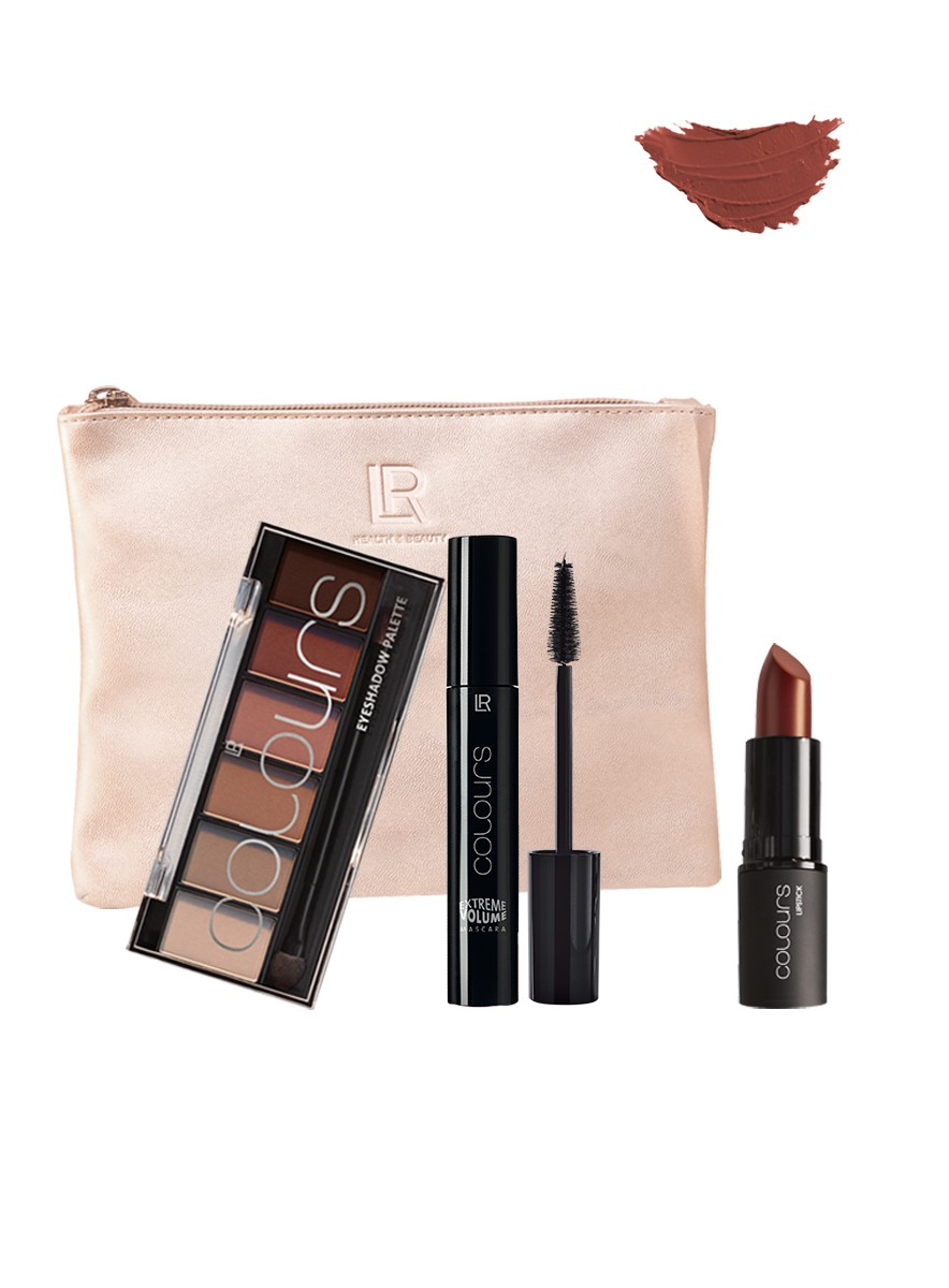 LR COLOURS Glamorous Bronze Look Set