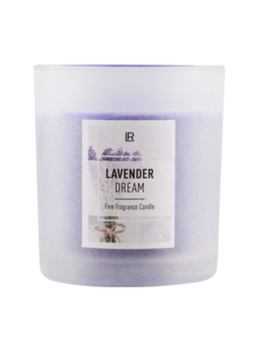 LR Winter Candle Lavender Dream