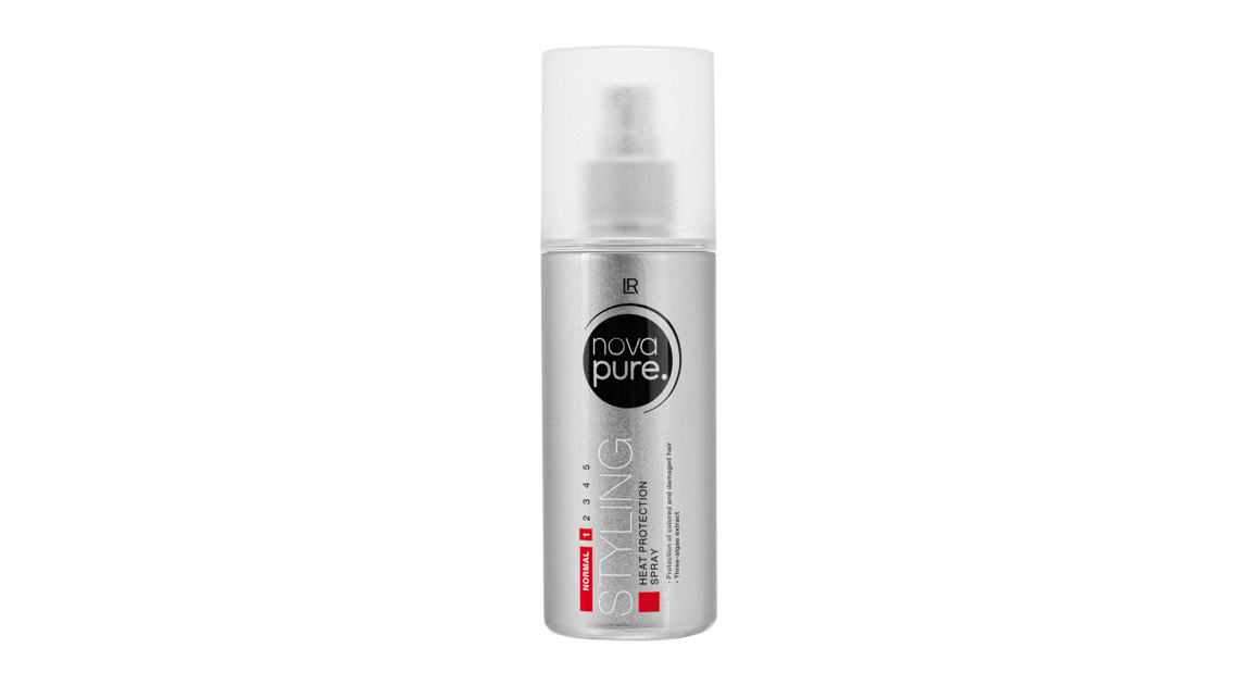Nova Pure Heat Protection Spray
