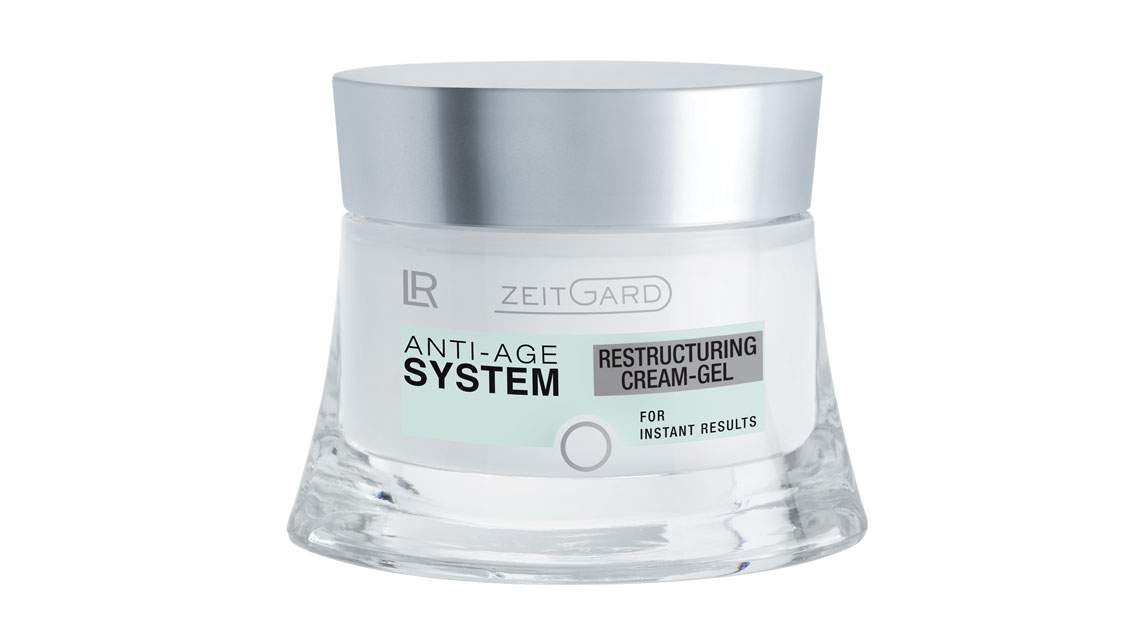 Zeitgard Restructuring Cream-Gel