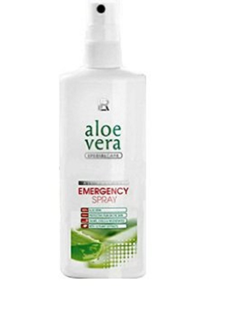 Aloe Vera Emergency Spray 150 ml