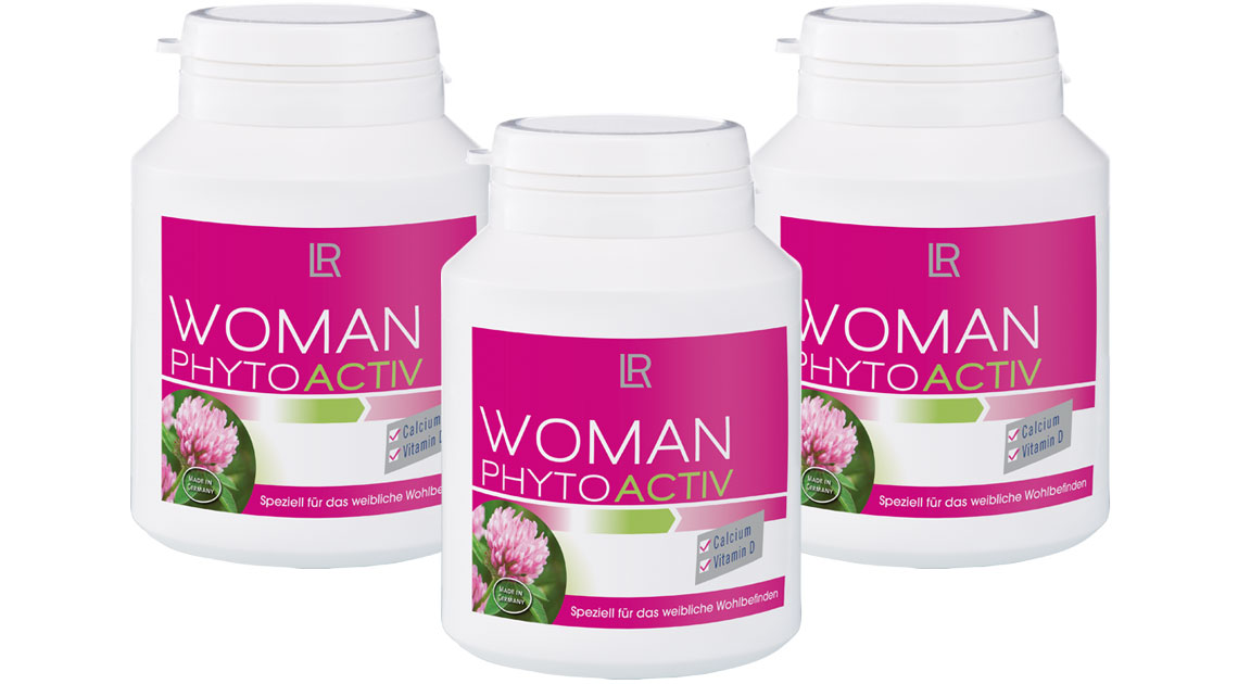 Woman Phyto activ 3-pack Set